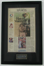 Tiger Woods 1997 Masters Champion Los Angeles Times May 20, 1997 Sports Page