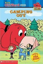 Camping Out (Clifford the Big Red Dog) (Big Red Reader Series) by Lisa Ann Marso