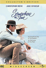 Somewhere in Time (DVD, 2000) Brand New