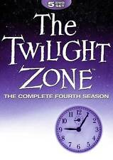 The Twilight Zone: The Complete Fourth Season 4 DVD Brand New Ships Worldwide