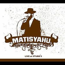 MATISYAHU--Live At Stubb's--CD--Brand New, Sealed