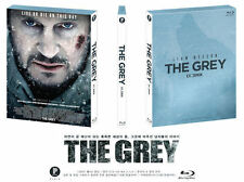 The Grey (2013, Blu-ray) Full Slip Edition (Plain Selective)
