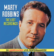 Marty Robbins - The Lost Recordings (CD - 2016)