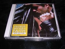 GEORGE MICHAEL (WHAM!) - FAITH 2CD SET MINT/BRAND NEW/SEALED + FREE UK P&P