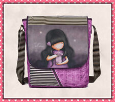 ★ GORJUSS BORSA TRACOLLA Santoro We Can All Shine Scuola school shoulder bag new