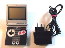 GameBoy Advance - Konsole GBA SP #Classic NES Edition (inkl. Stromkabel)