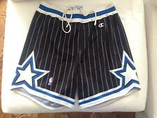 Vintage Authentic Champion Orlando Magic Shorts - Sz 38
