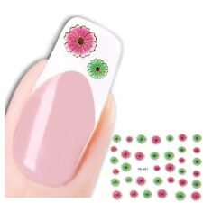3D Nagel Sticker Blume Aufkleber Nail Art Flower New Design