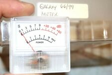 "GALAXY 66 99 HAM AMATEUR 10 METER TRANSCEIVER POWER & ""S"" METER"