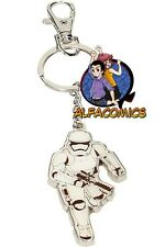STAR WARS Portachiavi in metallo STORMTROOPER metal keychain! the force awakens