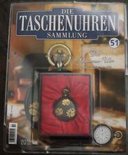 **Ausgabe 51**Hachette Taschenuhr**Samurai-Uhr**ungebraucht