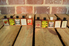 Lot of 10 Various 1oz Glass Bottles of Magic/Wicca/Spiritual Perfume