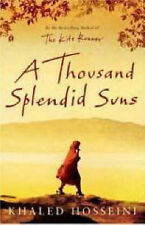 A Thousand Splendid Suns by Khaled Hosseini (Paperback, 2007)