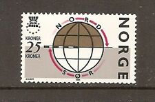 Norway - European North-South Solidarity Campaign 25kr MNH - Sc# 924