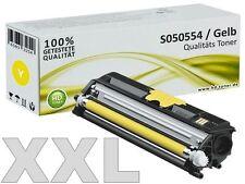 Toner Patrone XL Gelb kompatibel Epson C1600 CX16-NF CX16DNF CX16DTNF Aculaser