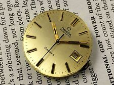 Vintage Rare Omega Automatic Geneve Cal.1481  dial hands movment no chronograph