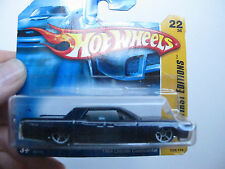 Hot wheels Lincoln Continental 1964 OVP vintage no. 22/36 - 2007 FIRST EDITIONS