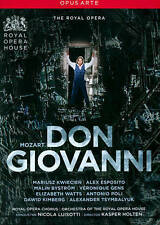 Mozart: Don Giovanni, New DVDs