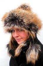 Berretto Donna Cap Tatra Cappello A Palloncino Pelliccia Sintetica