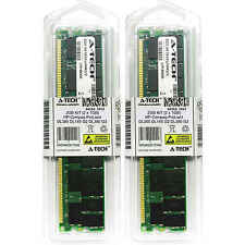 2GB KIT 2 x 1GB HP Compaq ProLiant DL385 DL145 G2 DL380 G3 PC3200 Ram Memory
