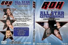 ROH All Star Extravaganza Ring of Honor Chikara PWG CZW CM PUNK Daniel Bryan WWE