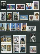 US 2003 Complete Commemorative Year Set MNH 71 Stamps-2 Sheets, 51 Stamps USA