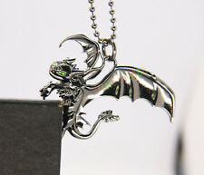 How To Train Your Dragon 2 Toothless Night Fury Animal Necklace Pendant US