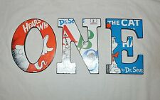 "Dr. Suess  9"" Childrens Wooden Letters Decor Can do any Theme"