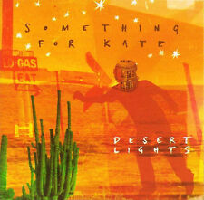Desert Lights [Limited] by Something for Kate (2-CD's, Jul-2006, Murmur Records)