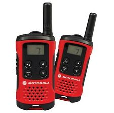 Motorola TLKR T40 2 Way Walkie Talkie Set PMR 446 Radio Kit - 2 radios