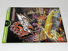 +++ CRAZY TAXI HIGH ROLLER OFFICIAL STRATEGY GUIDE Microsoft XBOX PRIMA