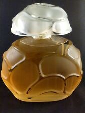 Quelques Fleurs Houbigant Ultra HUGE PERFUME FACTICE PARIS FRANCE LALIQUE