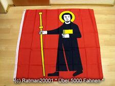 Fahnen Flagge Schweiz Glarus - 120 x 120 cm