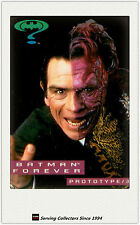 1995 Australia Dynamic Batman Forever Movie Cards Promo Card P3