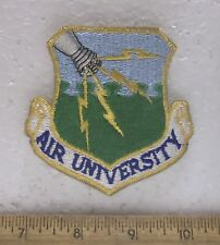 US Air Force Air University Embroidered Patch