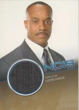 NCIS Premium Release by Rittenhouse -  Costume / Relic Card CC18  Rocky Carroll