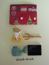LEGO SERIES 7 8831 NO 5 OCEAN KING NEW WITH LEAFLET BUT NO PACKET