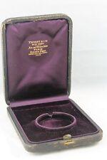 RARE Tiffany & Co 1878 POCKET WATCH PENDANT BOX Paris Grand Prix Exposition