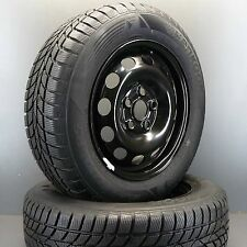 ►4x Winterreifen Stahlfelgen◄ 195/65R15 95THankook  Sharan, Galaxy, Alhambra
