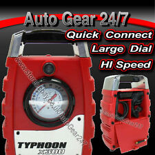 Car 4x4 Van Caravan 12v Rapid SW Typhoon x300 Tyre Inflator Air Compressor Pump