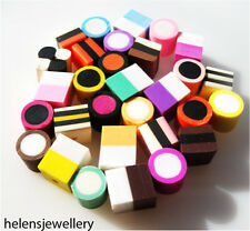 PICK N MIX DOLLY MIXTURES AND LIQUORICE ALLSORTS -  POLYMER CLAY FIMO