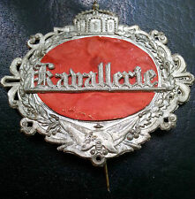 ✚6670✚ German Prussia army patriotic recruiting pin badge WW1 KAVALLERIE CAVALRY