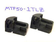 2 REBUILT DEVLIEG MICROBORE TWIN BORE INSERT BORING SLIDES MTP-50-1TLZ