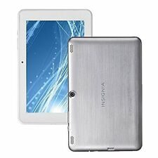 "Insignia Flex 8"" Tablet 16GB - White/Silver (NS-P16AT08)"
