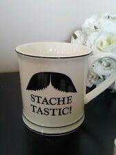 Moustache Design Mug Stache Tastic