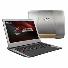 ASUS G752VY-GC086T Gaming Notebook Intel i7 24GB 17.3 Full HD IPS 1TB 256GB SSD