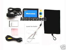 """4.3"""" Portable Low Vision Reading Aid Electronic Memory Video 2x-32x Magnifier"""