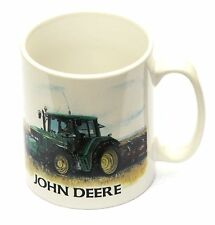 John Deere Mug Gift Modern Green Tractor JD Ideal Present Farming Enthusiast