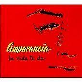 Amparanoia : La Vida Te Da CD (2006)