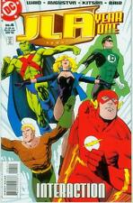JLA Year One # 4 (of 12) (Barry Kitson) (USA,1998)